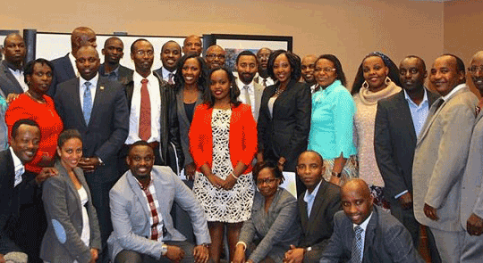 U.S. Rwandan Diaspora Leadership Retreat