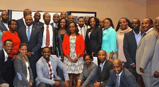 U.S. Rwandan Diaspora Leadership Retreat